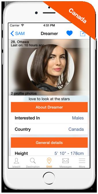 Georgian Dating-Website